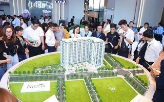 TP. Hồ Chí Minh: Nguồn cung bán nhà ở tiếp tục giảm mạnh