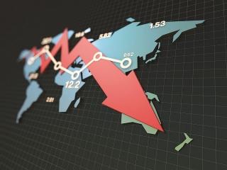Kinh tế toàn cầu ngày càng khó có khả năng phục hồi hình chữ V