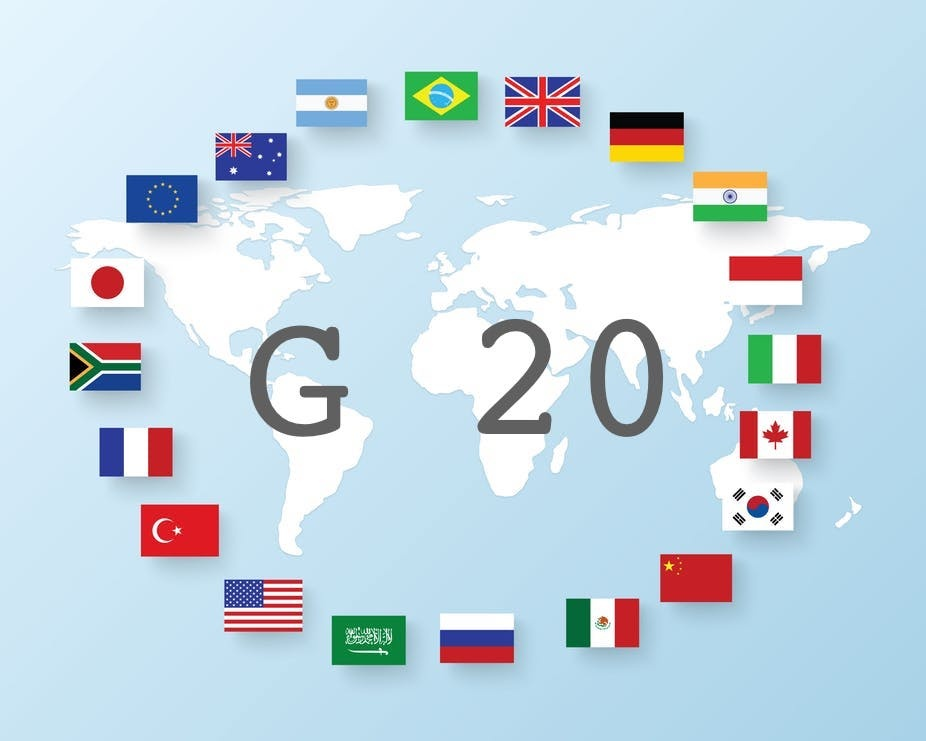 g20 tap trung vao van de no cua cac nuoc ngheo