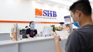SHB: Hàng loạt giải pháp hỗ trợ khách hàng thời Covid-19
