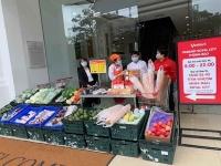Bộ Công Thương yêu cầu mở thêm các điểm bán hàng tạm thời, dã chiến... để bảo đảm nguồn cung và giãn cách xã hội