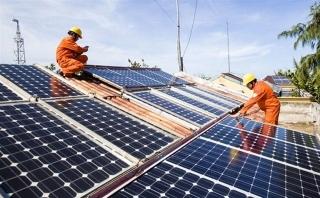 Quy định giá mua điện mặt trời