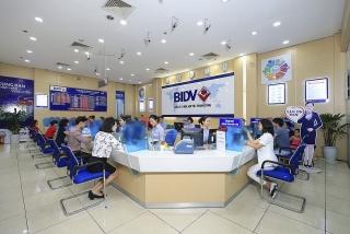 BIDV cho vay lãi suất từ 6,5%/năm