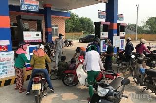Cần phải phạt nặng hành vi mua trữ xăng dầu