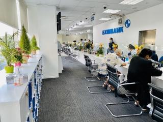 Eximbank công bố điều chỉnh lãi suất chung tay cùng khách hàng vượt khó