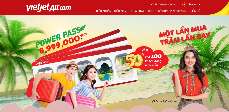 Vietjet Air và Bamboo Airways đồng loạt tung thẻ bay trọn gói cực hấp dẫn