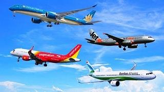 Đề xuất tăng lên 20 chuyến bay mỗi ngày trên chặng TP.Hồ Chí Minh - Hà Nội