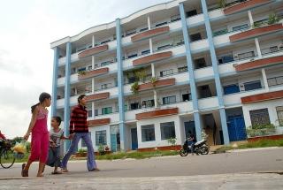 Nhà ở cho người thu nhập thấp: Bài toán phải có lời giải thỏa đáng