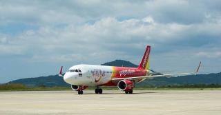 Trở lại bầu trời, Thai Vietjet Airkhuyến mại lớn cho các đường bay