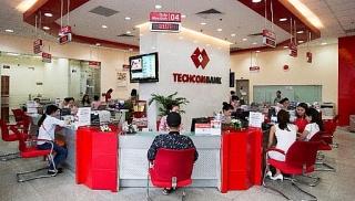 Techcombank tiếp tục chuỗi tăng trưởng doanh thu 18 quý liên tiếp