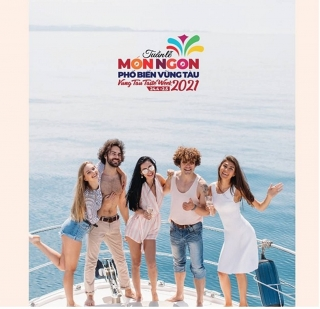 Tuần lễ món ngon phố biển Vũng Tàu 2021:Sự kiện mang tầm quốc tế