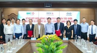BIC và TMT ký kết hợp đồng bảo hiểm nguyên tắc