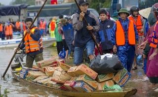 Cần có hành lang pháp lý phù hợp cho hoạt động cứu trợ