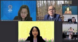 Việt Nam tham dự cuộc họp Văn phòng Nhóm Đông Nam Á của Quỹ Tiền tệ quốc tế và Ngân hàng Thế giới