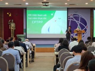 CPTTP: Dư địa tăng trưởng xuất khẩu còn lớn, doanh nghiệp cần nắm bắt cơ hội