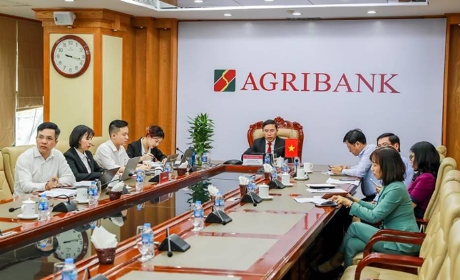 agribank tham gia dien dan truc tuyen tai chinh viet nam nam 2021