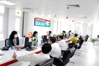 Kienlongbankchuyển địa điểm và đổi tên 3 phòng giao dịch tại Hà Nội