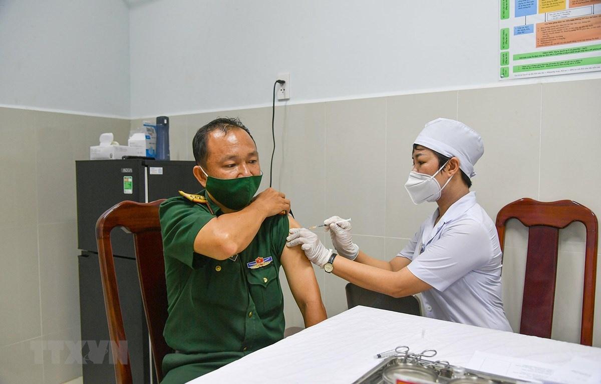 sang 114 khong ghi nhan ca mac moi gan 60000 nguoi da tiem vaccine