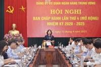 Thực hiện tốt các nhiệm vụ, hướng tới kỷ niệm 70 năm thành lập Ngân hàng Việt Nam