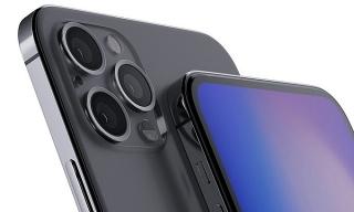 iPhone 14 có thể trang bị camera 48 megapixel