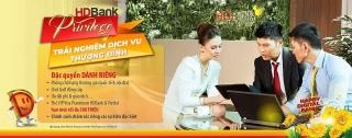 HDBank ra mắt chương trình toàn diện chăm sóc khách hàng VIP