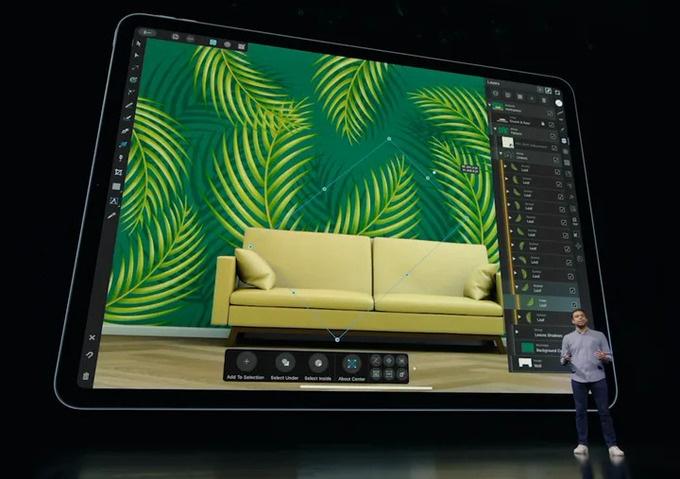 apple ra imac nhieu mau ipad pro chip m1 va loat san pham moi