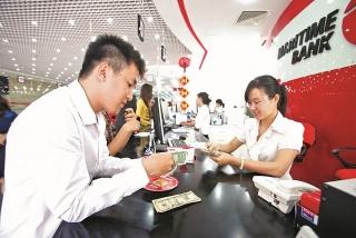 Ngân hàng Việt đón sóng vốn ngoại