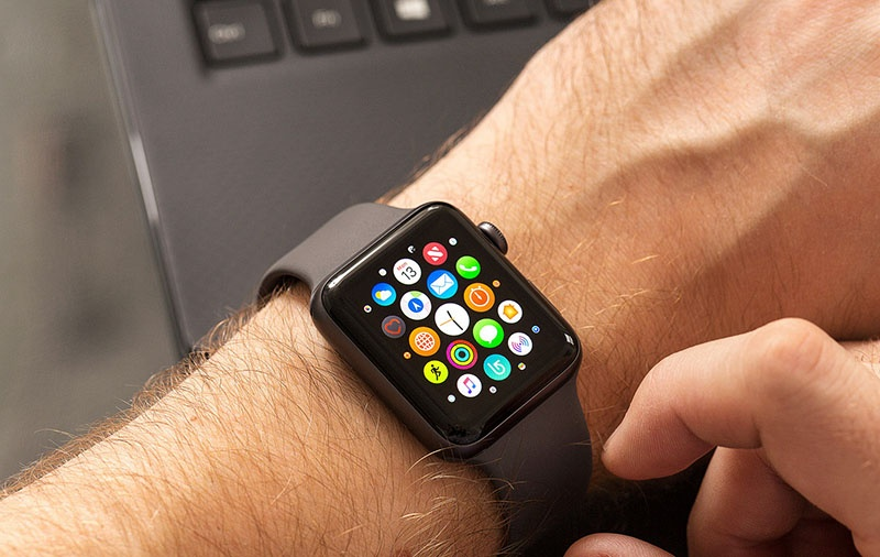 apple watch tai viet nam se do duoc dien tam do