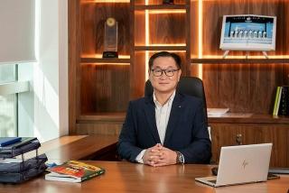 Shinhan Finance có tân tổng giám đốc