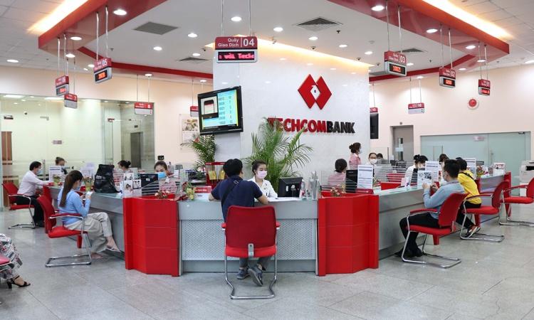techcombank day manh dau tu cho du lieu so hoa va nhan tai