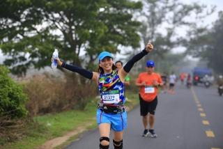 Tây Ninh tràn đầy sức sống trong giải chạy BaDen Mountain Marathon 2021