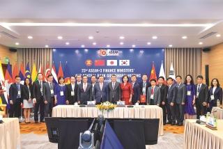Hợp tác quốc tế ngành Ngân hàng: Tiến bước cùng quá trình hội nhập của đất nước