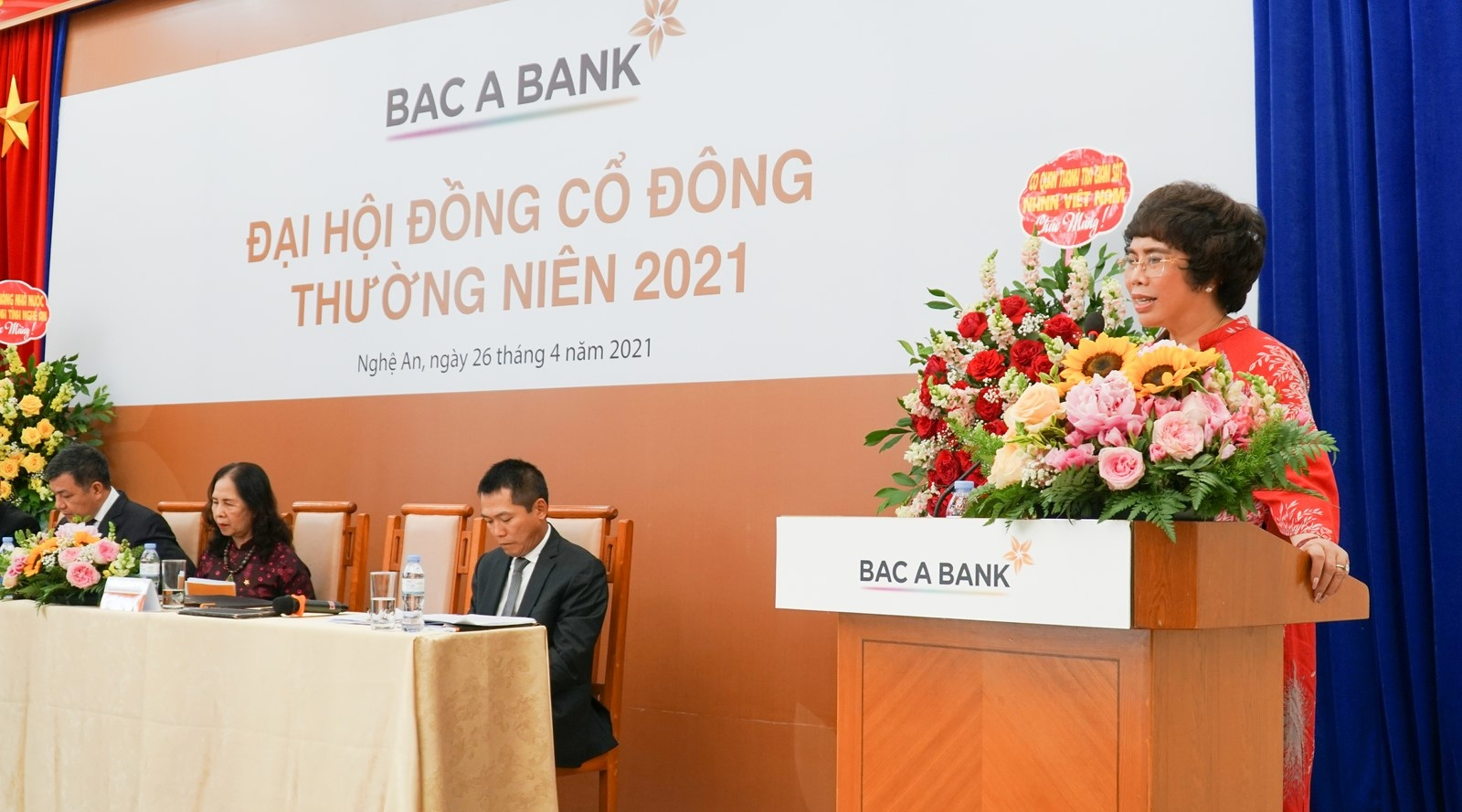 dai hoi dong co dong bac a bank thong qua phuong an tang von dieu le len 7531 ty dong