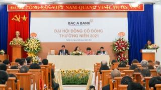 Đại hội đồng cổ đông BAC A BANK: Thông qua phương án tăng vốn điều lệ lên 7.531 tỷ đồng
