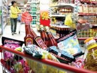 Ngành hàng tiêu dùng tăng trở lại