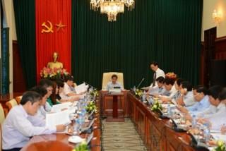 Hội nghị Ban Chấp hành Đảng bộ Cơ quan Ngân hàng Trung ương