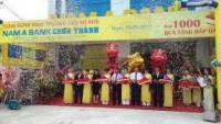 Nam A Bank khai trương trụ sở Chơn Thành