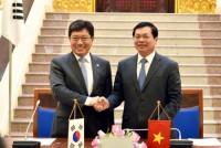 Việt Nam - Hàn Quốc chính thức ký Hiệp định Thương mại tự do