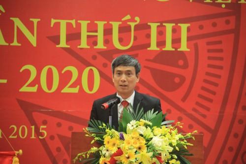 Đại hội Đảng bộ Vietcombank: Vững bước dưới cờ Đảng