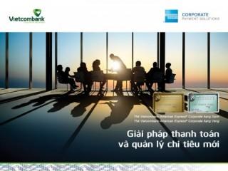Vietcombank ra mắt thẻ tín dụng công ty Vietcombank American Express