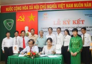 Vietcombank đẩy mạnh cho vay nông nghiệp nông thôn trên địa bàn Quảng Ngãi