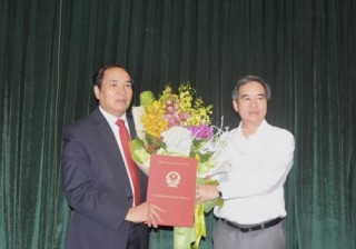 Ông Nguyễn Văn Thạnh được bổ nhiệm Vụ trưởng Vụ Tổ chức cán bộ (NHNN)