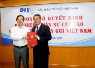 Trao Quyết định bổ nhiệm Chủ tịch HĐQT DIV cho ông Nguyễn Quang Huy