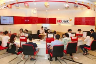 HDBank thành lập thêm 4 chi nhánh