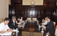 Ngân hàng Indovina mong muốn mở rộng hoạt động đầu tư tại Việt Nam