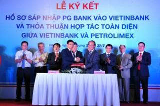 """Sáp nhập PG Bank vào VietinBank: """"Giao dịch điển hình của triển khai Đề án 254"""""""