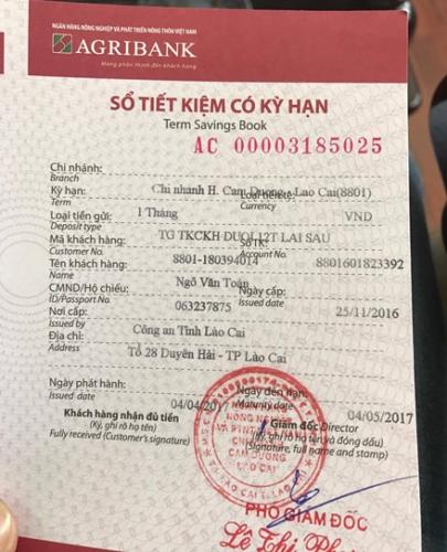 Agribank lên tiếng về vụ việc có dấu hiệu lừa đảo tại Agribank Cam Đường, Lào Cai