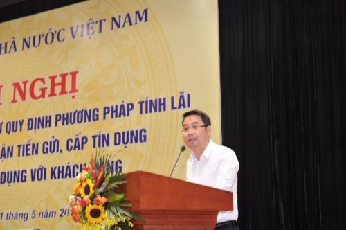 NHNN lấy ý kiến TCTD về Dự thảo Thông tư quy định phương pháp tính lãi