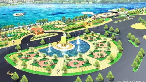 Hoàn thiện đồ án quy hoạch chi tiết dự án Công viên Cảng Bạch Đằng