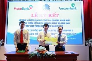 Vietcombank đầu tư 80 tỷ đồng cho dự án nhà máy gạch CMC số 2 (giai đoạn 3)